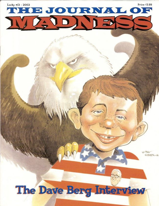 Journal of Madness #13 • USA
