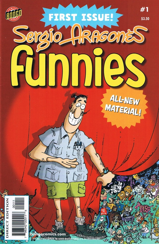 Funnies #1 • USA