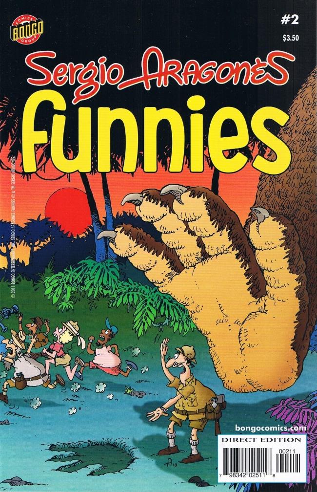 Funnies #2 • USA
