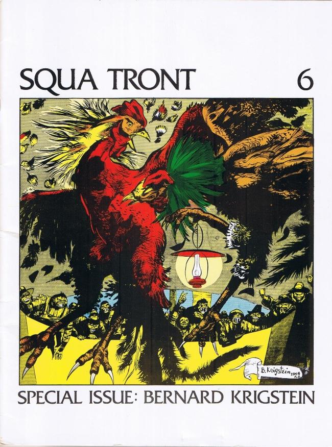 Squa Tront #6 • USA
