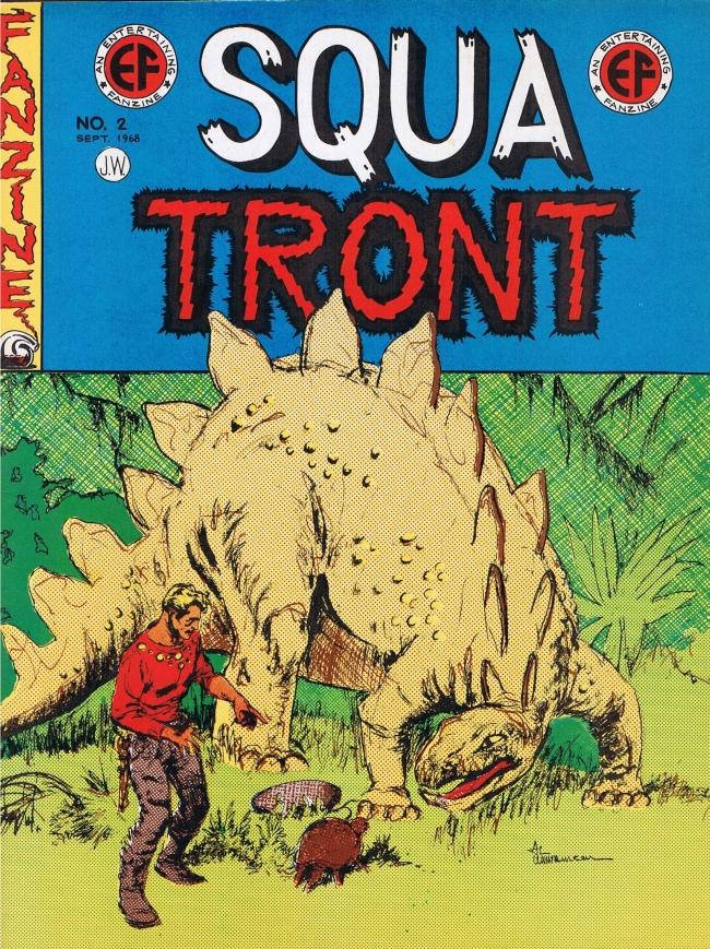 Squa Tront #2 • USA