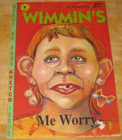 Wimmin's Comix #17 • USA