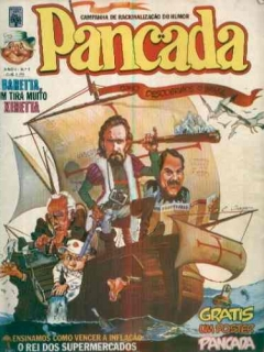 Pancada #1 • Brasil