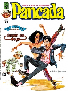 Go to Pancada #20 • Brasil