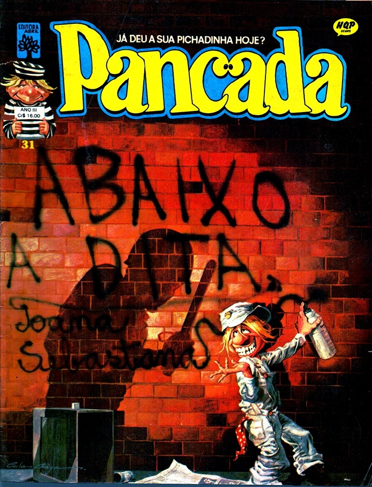 Pancada #31 • Brasil
