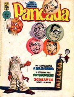 Pancada #32 • Brasil