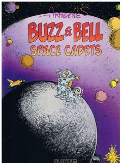 Go to Buzz & Bell - Space Cadets (Limited Edition) • USA