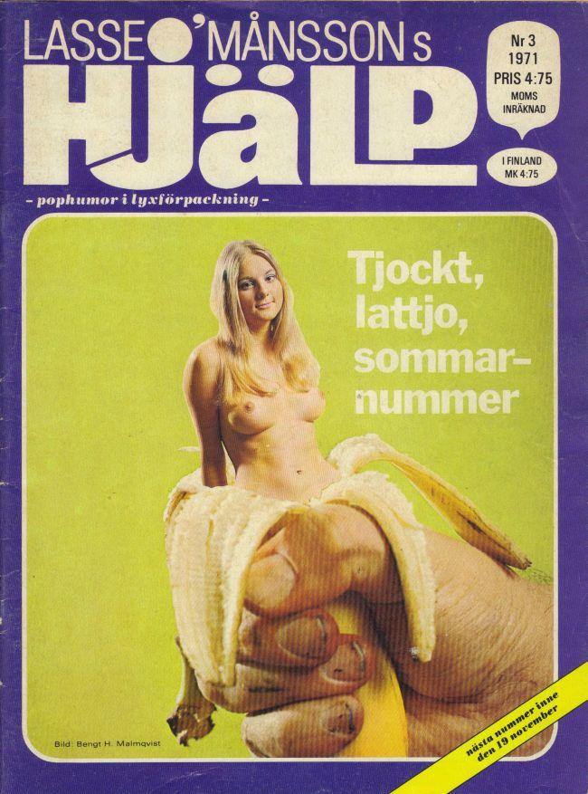 Hjälp! #3 • Sweden