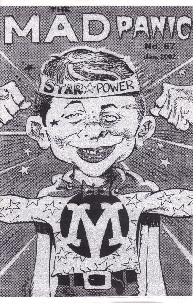 The MAD Panic #67 • USA