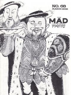 Go to The MAD Panic #68 • USA