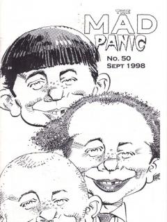 Go to The MAD Panic #50 • USA