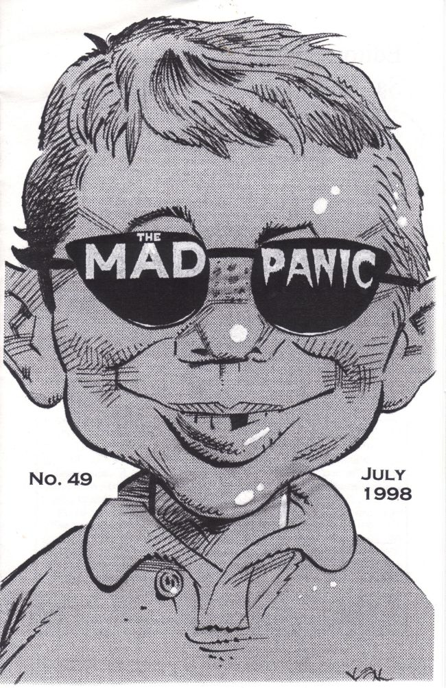 The MAD Panic #49 • USA
