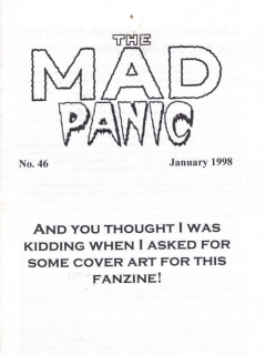 Go to The MAD Panic #46 • USA