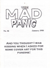 Image of The MAD Panic #46