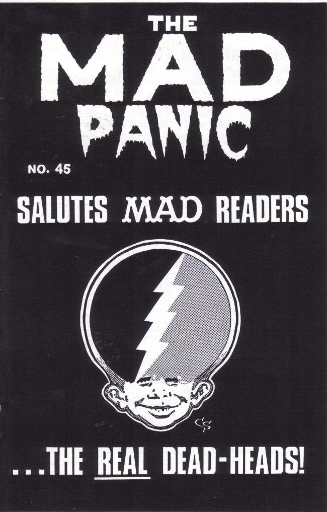 The MAD Panic #45 • USA