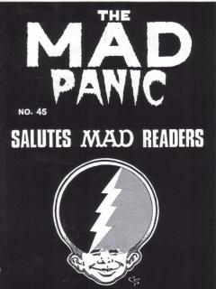 Go to The MAD Panic #45 • USA