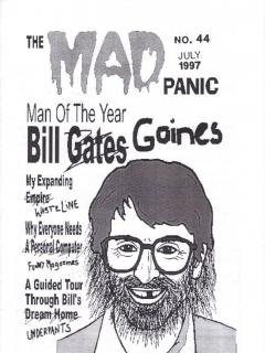 Go to The MAD Panic #44 • USA