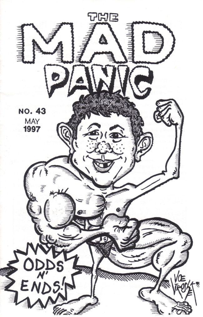 The MAD Panic #43 • USA