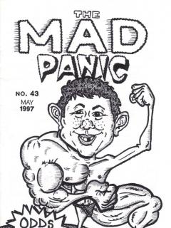Go to The MAD Panic #43 • USA