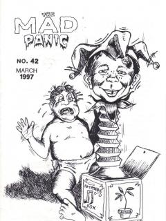 Go to The MAD Panic #42 • USA