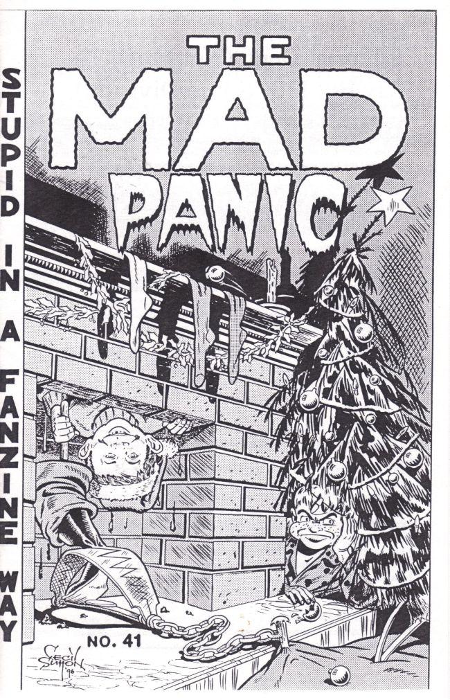 The MAD Panic #41 • USA