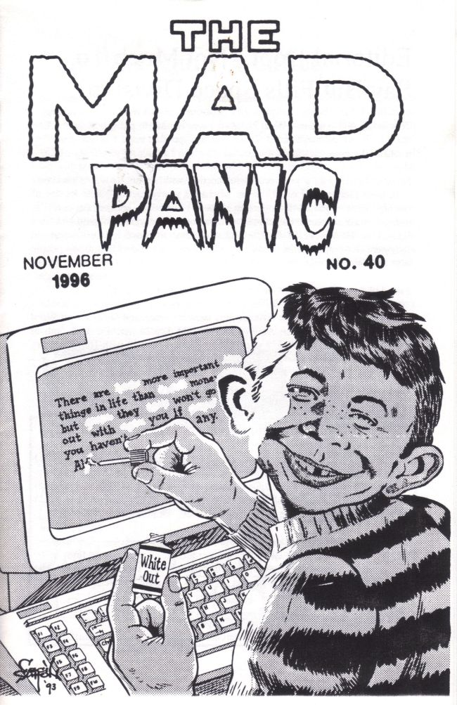The MAD Panic #40 • USA