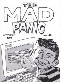 Go to The MAD Panic #40 • USA