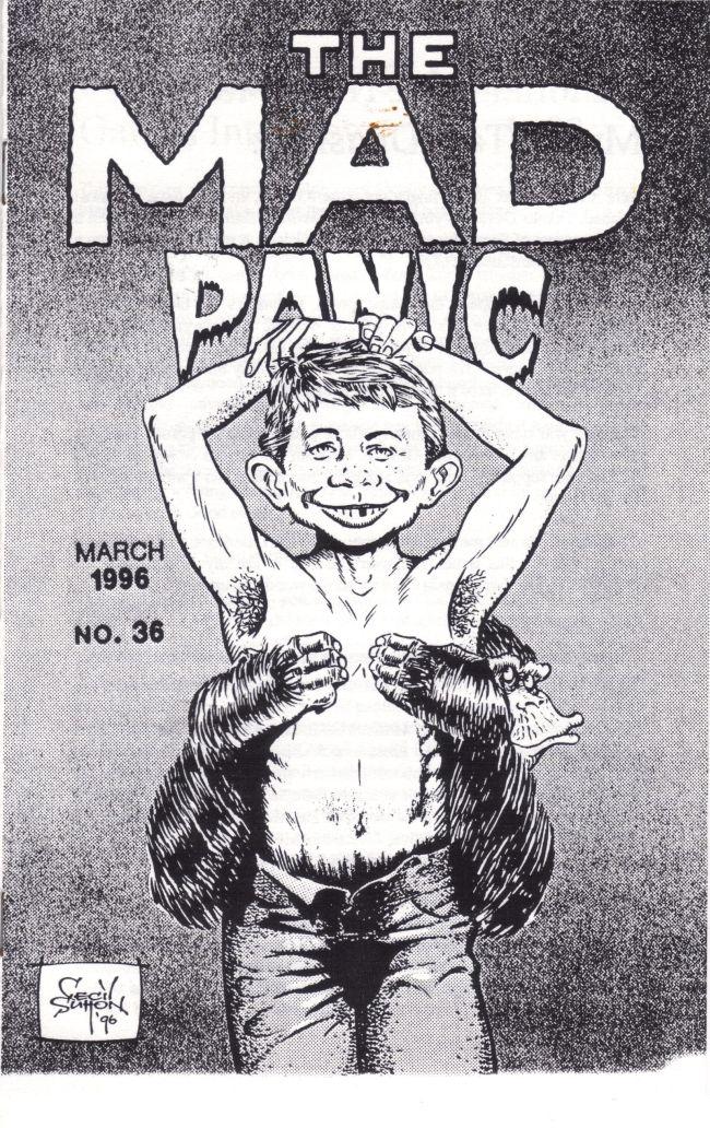 The MAD Panic #36 • USA