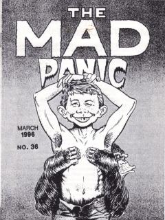 Go to The MAD Panic #36 • USA