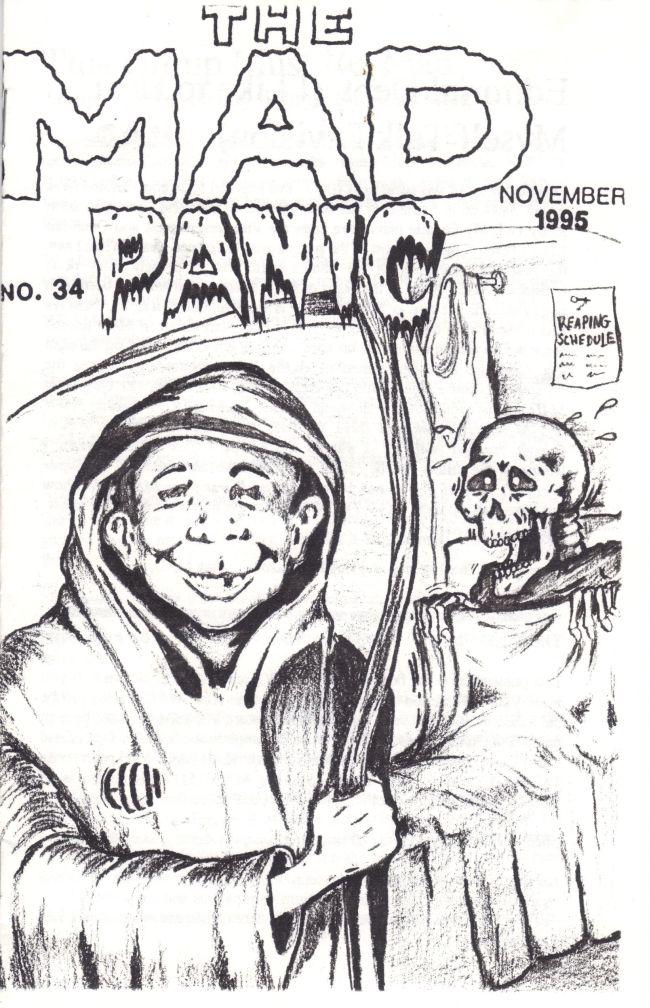 The MAD Panic #34 • USA