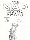 Image of The MAD Panic #33