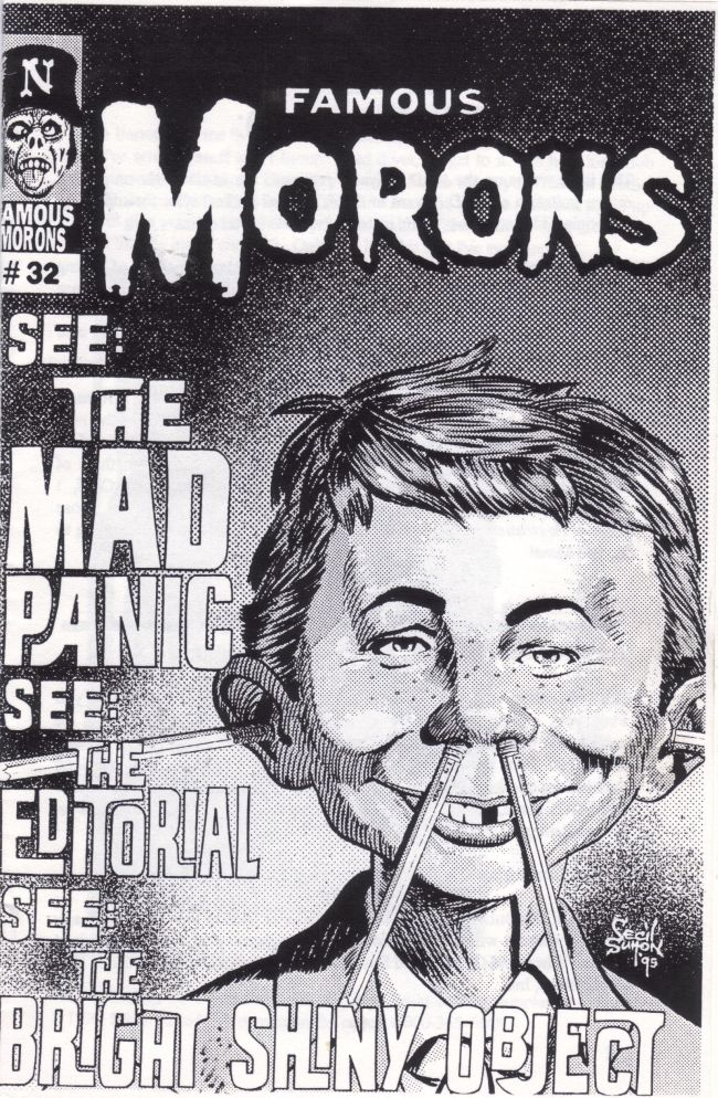 The MAD Panic #32 • USA