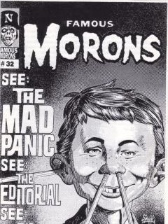 Go to The MAD Panic #32 • USA
