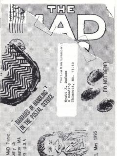 Go to The MAD Panic #31 • USA