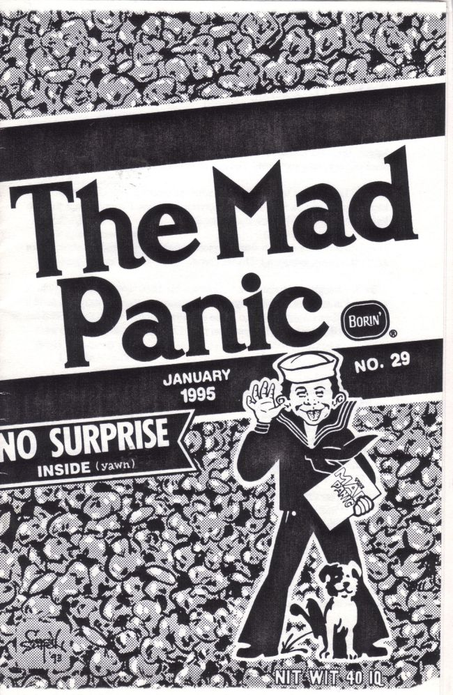 The MAD Panic #29 • USA