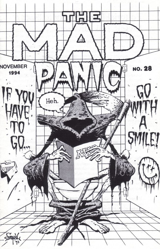 The MAD Panic #28 • USA
