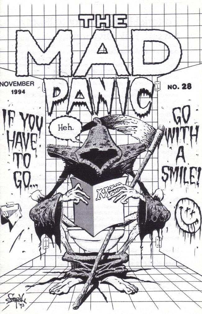 The MAD Panic #28 • USA