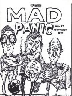 The MAD Panic #27 • USA