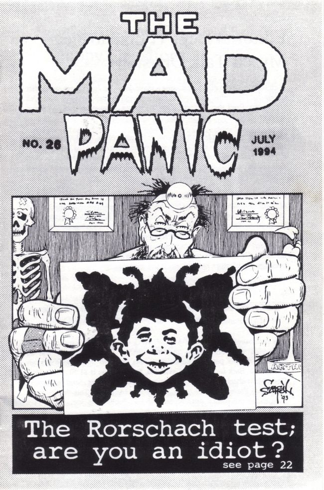 The MAD Panic #26 • USA