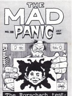 Go to The MAD Panic #26 • USA