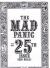 Image of The MAD Panic #25