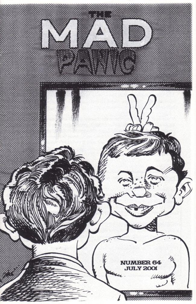 The MAD Panic #64 • USA