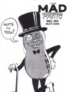 Go to The MAD Panic #63 • USA