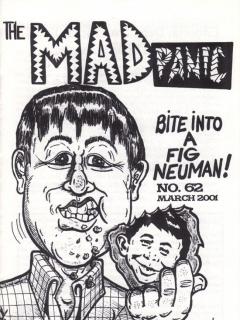 Go to The MAD Panic #62 • USA