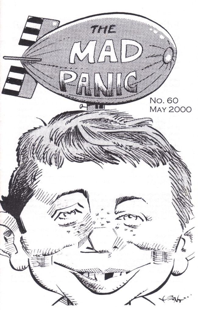 The MAD Panic #60 • USA