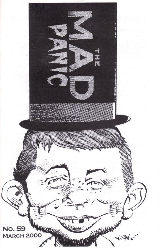 The MAD Panic #59 • USA