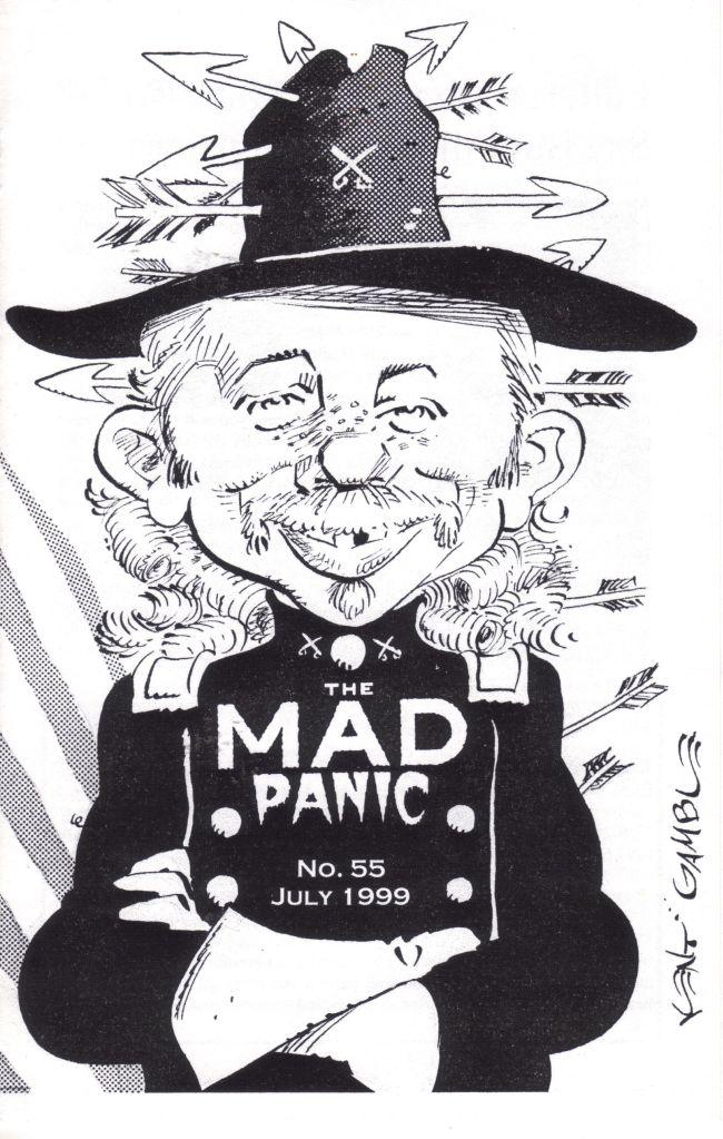 The MAD Panic #55 • USA