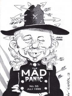 Go to The MAD Panic #55 • USA
