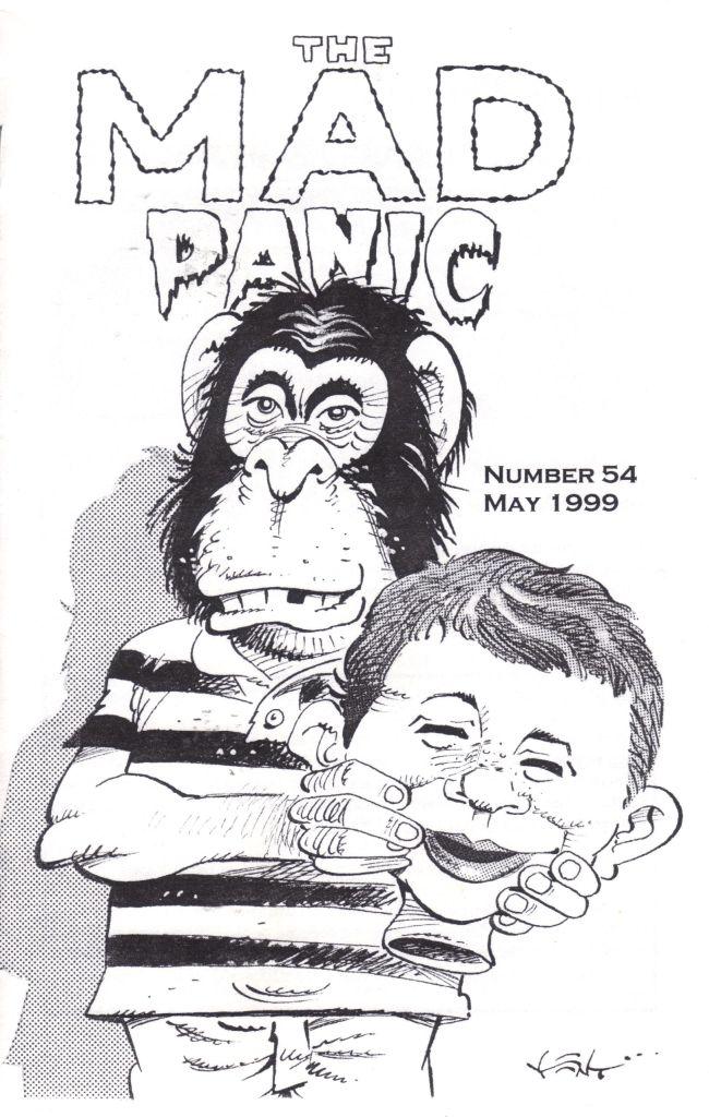 The MAD Panic #54 • USA