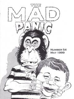 Go to The MAD Panic #54 • USA
